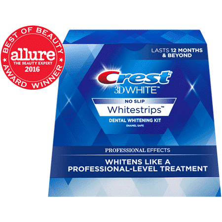 Crest 3D White Teeth Whitening Kit
